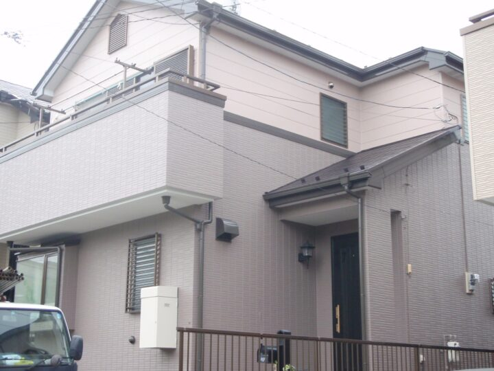 富士市 M様 外壁塗装工事 屋根塗装工事