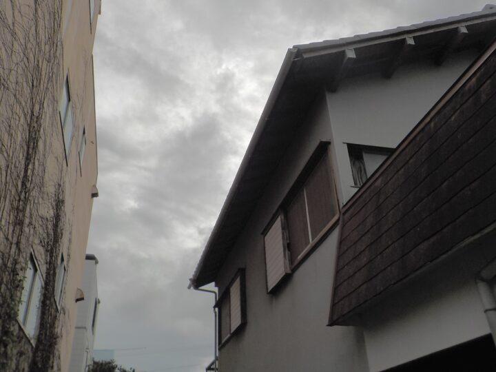 静岡市 D様邸 雨樋工事
